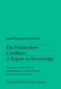 lyotard-postmodern